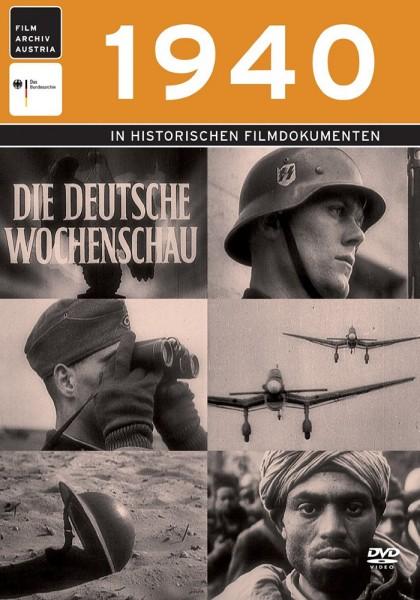 DVD 1940 Chronik Austria Wochenschau in Holzkiste