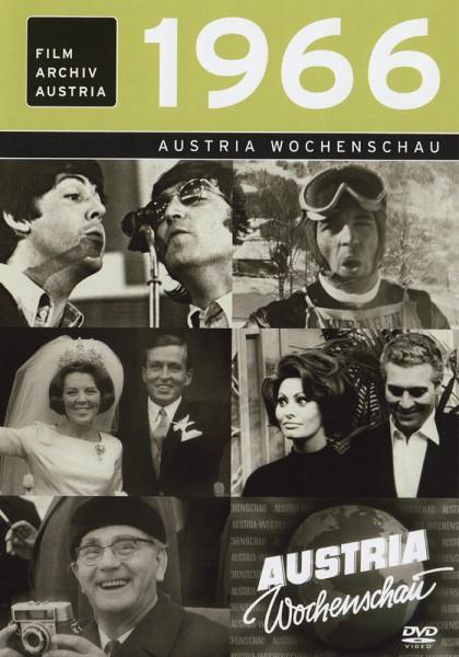 DVD 1966 Chronik Austria Wochenschau in Holzkiste
