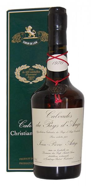 Calvados 1970 Christian Drouin Pays d´Auge