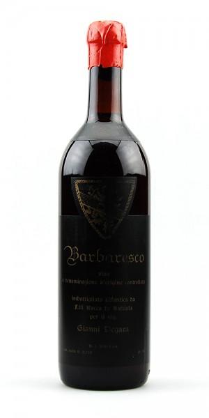 Wein 1986 Barbaresco Rocca fu Battista