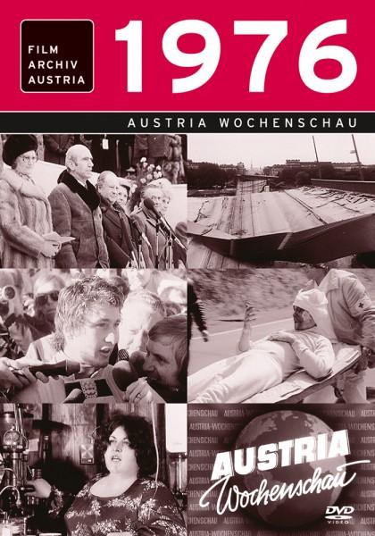 DVD 1976 Chronik Austria Wochenschau in Holzkiste
