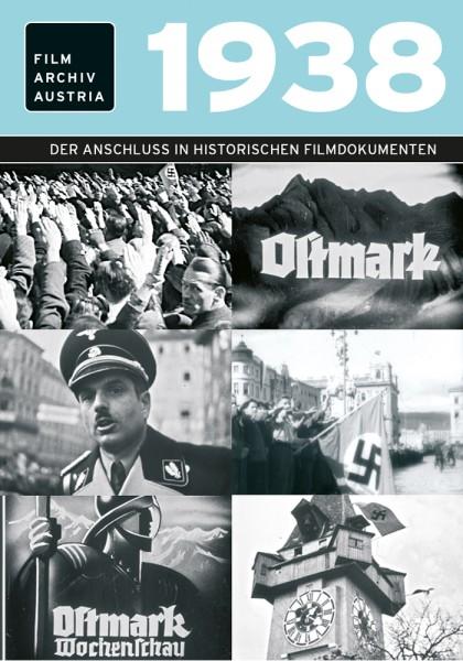 DVD 1938 Chronik Austria Wochenschau in Holzkiste