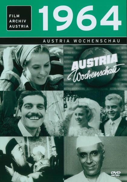 DVD 1964 Chronik Austria Wochenschau in Holzkiste