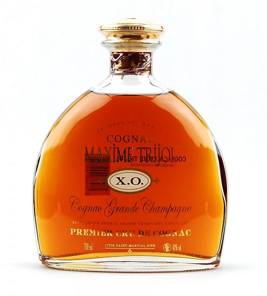 Cognac Maxime Trijol XO in exklusiver Karaffe