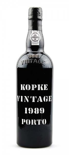 Portwein 1989 Kopke Vintage