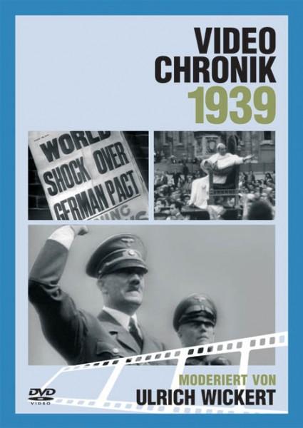 DVD 1939 Chronik Deutsche Wochenschau in Holzkiste