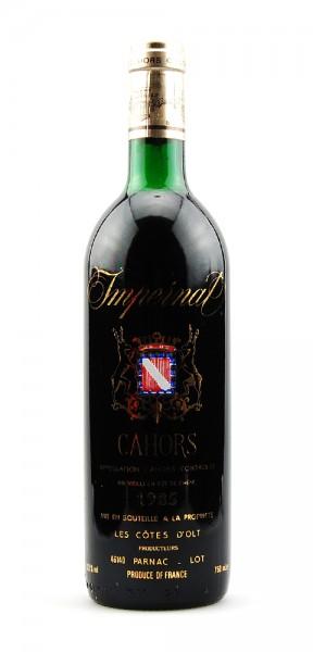 Wein 1985 Impernal Cahors Cuvee