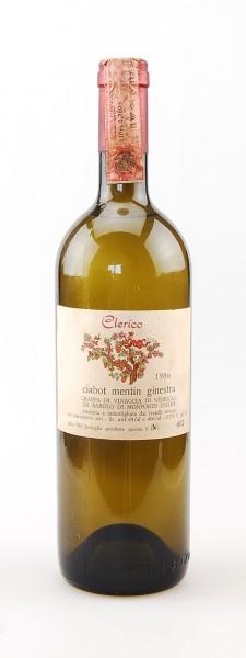 Grappa 1986 Vinaccia di Nebbiolo da Barolo Clerico