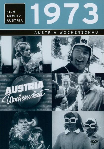 DVD 1973 Chronik Austria Wochenschau in Holzkiste