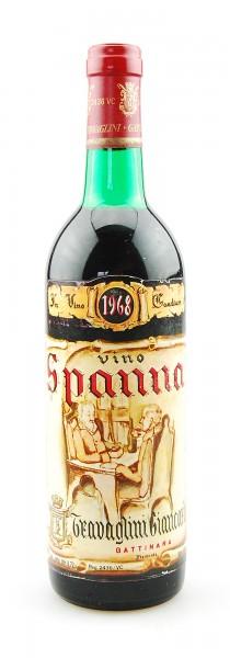 Wein 1968 Spanna Giancarlo Travaglini