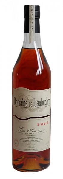 Armagnac 1949 Bas-Armagnac Domaine de Laubuchon