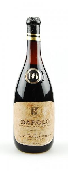 Wein 1966 Barolo Giuseppe Parodi
