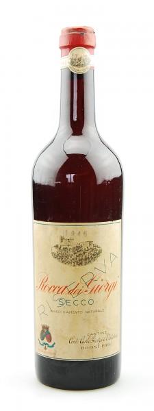 Wein 1946 Rocca dei Giorgi Riserva Invecchiamente