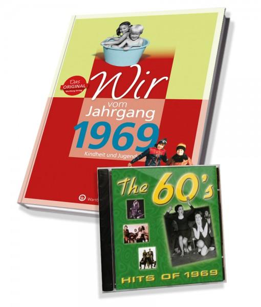 Zeitreise 1969 - Wir vom Jahrgang & Hits 1969