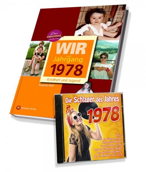 Zeitreise 1978 - Wir vom Jahrgang & Schlager 1978