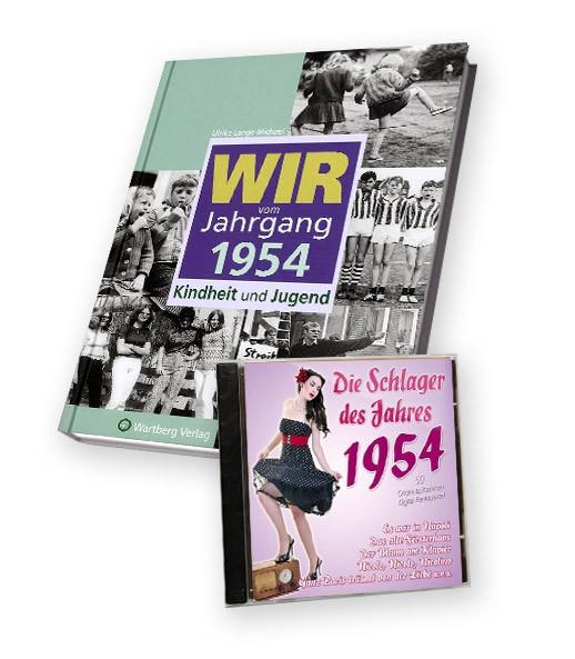 Zeitreise 1954 - Wir vom Jahrgang & Schlager 1954