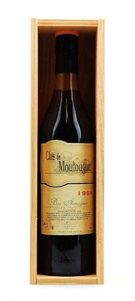 Armagnac 1968 Bas-Armagnac Clos de Moutouguet