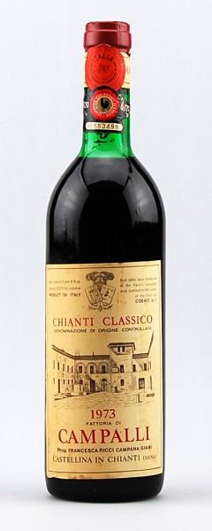 Wein 1973 Chianti Classico Fattoria di Campalli