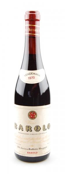 Wein 1970 Barolo F.lli Serio & Battista Borgogno