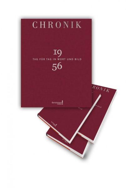 Chronik 1956 Jahrgangsband