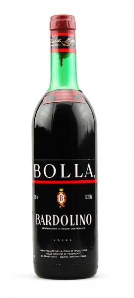 Wein 1977 Bardolino Superiore Bolla