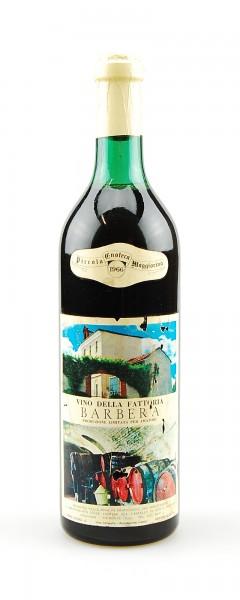 Wein 1966 Barbera Enoteca Piccola Maggiorina
