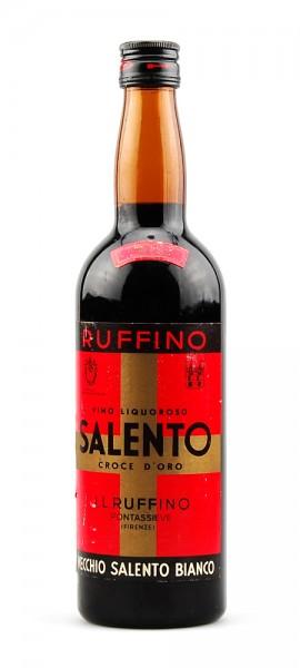 Wein 1966 Salento Ruffino Vino Liquoroso Croce d-Oro