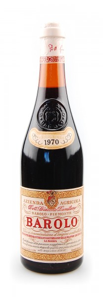 Wein 1970 Barolo Giacomo Damilano