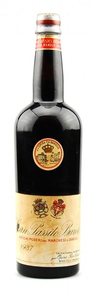 Wein 1937 Gran Passito Barolo Marchesi di Barolo