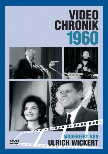 DVD 1960 Chronik Deutsche Wochenschau in Holzkiste