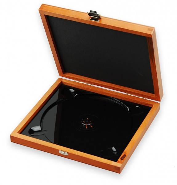 Luxusbox für ihr CD Geschenk
