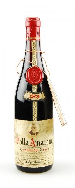 Wein 1969 Amarone Bolla Cantina dell Nonno