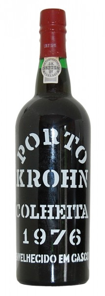 Portwein 1976 Krohn Colheita