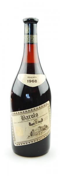 Wein 1968 Barolo Riserva Duca d´Asti