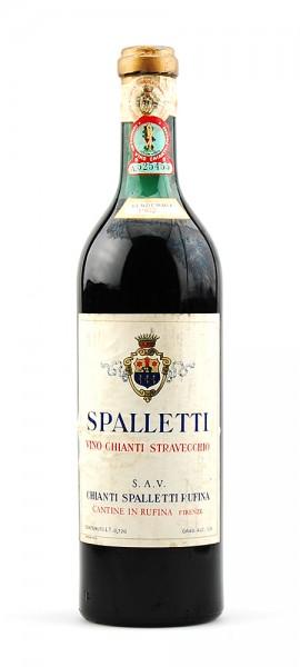 Wein 1962 Chianti Rufina Spalletti Stravecchio