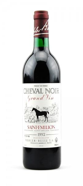Wein 1992 Chateau Cheval Noir Saint-Emilion
