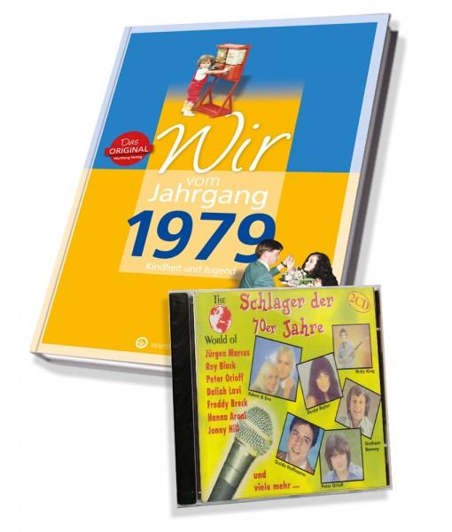 Zeitreise 1979 - Wir vom Jahrgang & Schlager der 70er
