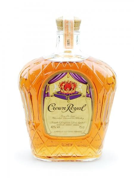 Whisky 1971 Seagram´s Crown Royal Blended Whisky