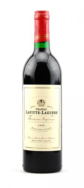 Wein 1992 Chateau Lafitte-Laguens