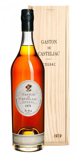 Cognac 1979 Gaston de Casteljac Grande Champagne