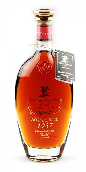 Cognac 1937 Albert de Montaubert XO Imperial