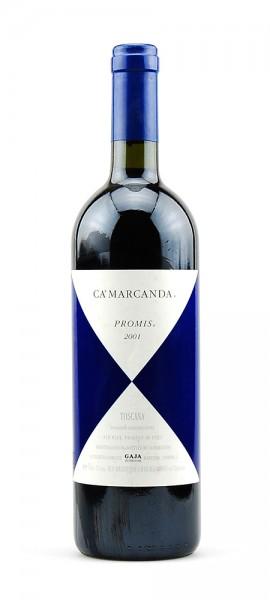 Wein 2001 Gaja Ca-Marcanda Promis