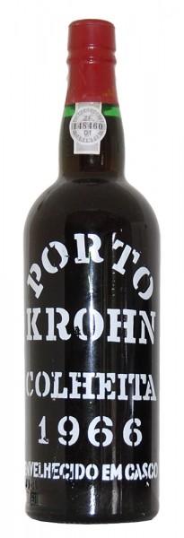 Portwein 1966 Krohn Colheita
