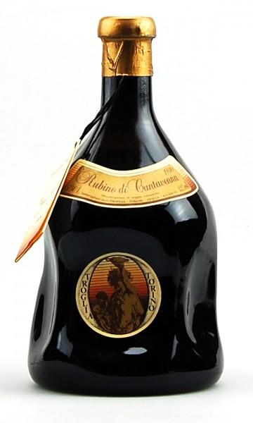 Wein 1986 Rubino di Cantavenna Troglia