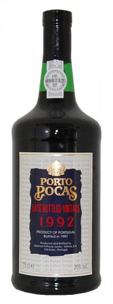 Portwein 1992 Pocas Late Bottled Vintage