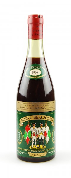 Wein 1966 Royal Beaujolais Thorin