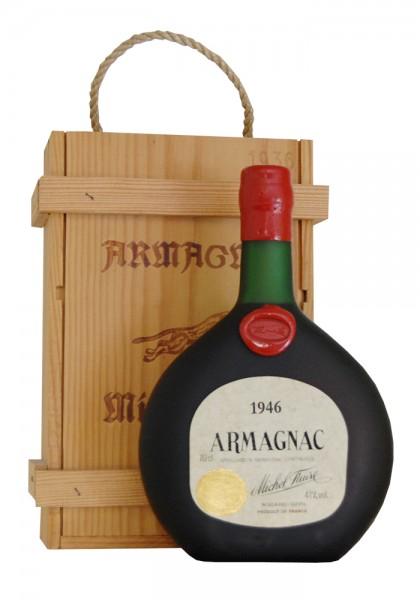 Armagnac 1946 Michel Faure aus dem Haus von Goudoulin