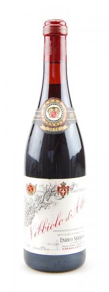 Wein 1978 Nebbiolo d´Alba Enrico Serafino