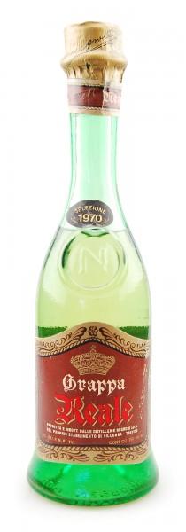 Grappa 1970 Reale Negroni