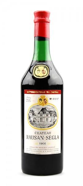 Wein 1966 Chateau Rausan-Segla 2eme Grand Cru Classe